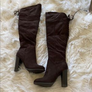 knee high size 7 boot